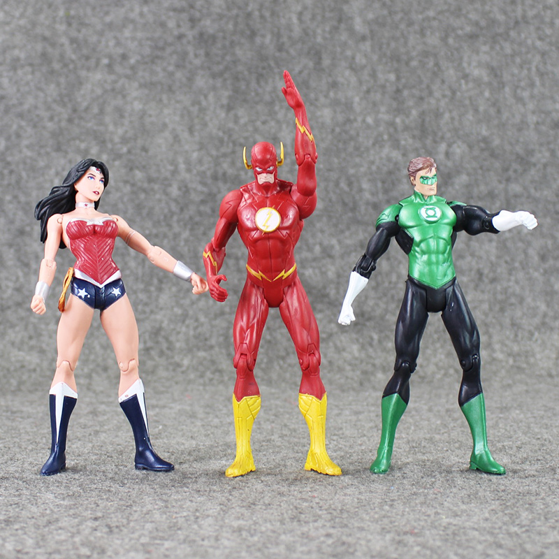 justice league of america toys action figures and - 800×800