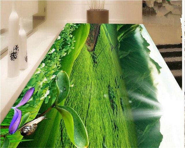 Beibehang papel de parede d pavimentazione avanzata carta da