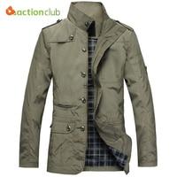 New Men Jacket Men S Coat Fashion Clothes Hot Sale Autumn Overcoat Outwear Spring Winter Wholesale