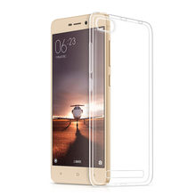 For Xiaomi Redmi 3s Case On Xiaomi Mi3 Mi4 Mi5 Mi Max Mi4i Mi4c Redmi 1s 3 Note 2 S Note2 Note3 Ultra Thin Transparent Tpu Cover(China)