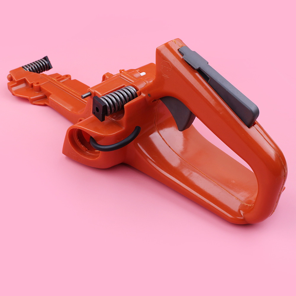 Tools : Complete Fuel Tank Rear Handle Assembly For Husqvarna 350 353 346XP 345 340 Chainsaw Garden Tool Spare Part