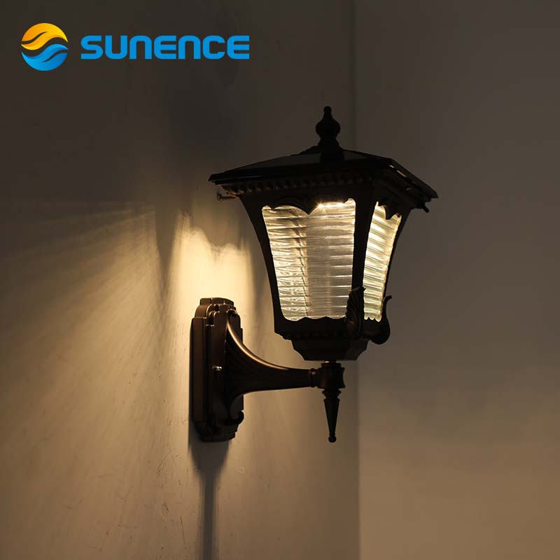 Outside Lights No Earth: Sunence Solar Light Waterproof Outdoor Earth Lighting Pole