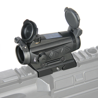 PPT 1x20MM Compact Red Dot Sight 2MOA Solar Energy Sight for Hunting Shooting gs2 0126