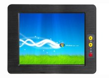 good performance 15 inch Embedded touch screen all in one Industrial panel pc computer with 4COM