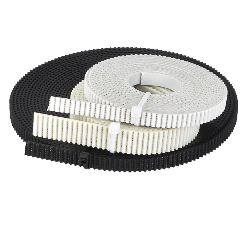 2/5M PU With Steel Core GT2 Belt 2GT Open GT2 Timing Belt GT2 6MM/10MM Width Synchronous GT2 Pulley For 3D Printer Parts