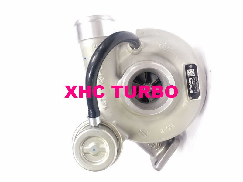 NEW GENUINE GT2556S 2674A404 Turbo Turbocharger for Diverse Tractor T4.40/1104 4.4L 73KW/99HP