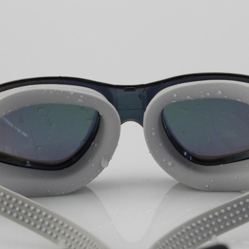 Swim Eye wear Anti fog Men Women Swim Colorful Swim Big Glasses Waterproof UV Protection Unisex Swimming in Swimming Eyewear from Sports Entertainment