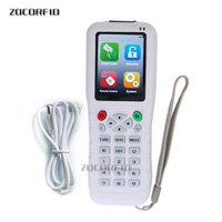 RFID NFC Card Copier Reader Writer duplicator English more Frequency Programmer for IC ID Cards