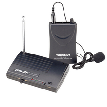 Latest Takstar TS-331B VHF Wi-fi Microphone VHF wi-fi system for Household karaoke OK, mall promotions, outside audio system ect.