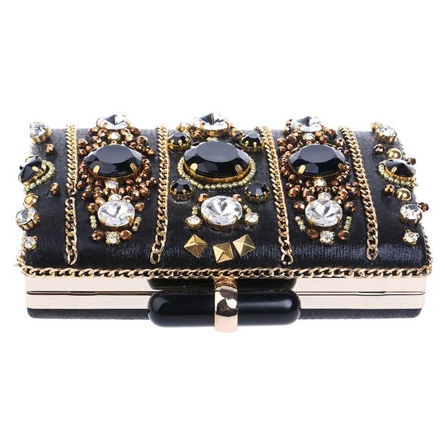 Embroidery Women Handbag 5