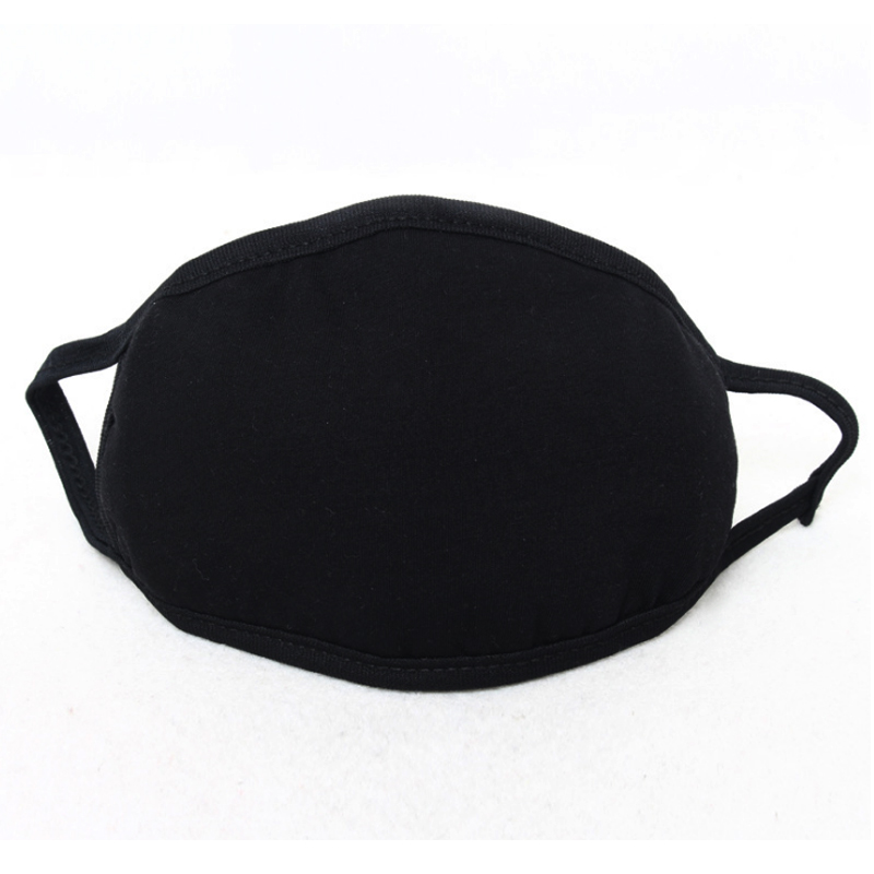 High Quality 1PC Cotton Dustproof Protective Respirator Soft Breathable Unisex Korean Style Mouth Mask