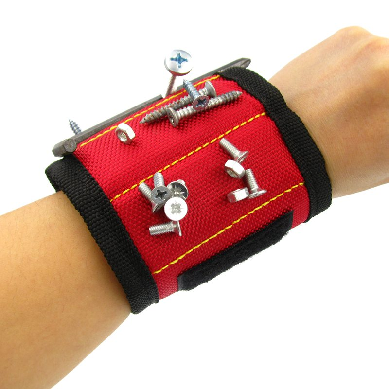 Magnetic Wristbands Home Improvement Woodworking Electrician High Quality Wrist Comfort and Breathable andy al affendi abdullah and faieza abdul aziz product development process improvement