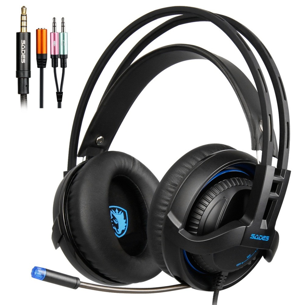 ZGPAX Wired Gaming 3.5MM Headphones With Microphone Earphone Headphones Earphones One-two Audio Transfer Wiring For PS4 NEW q70ZGPAX Wired Gaming 3.5MM Headphones With Microphone Earphone Headphones Earphones One-two Audio Transfer Wiring For PS4 NEW q70