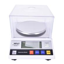 1pcs Precision Laboratory analytical balance 2000g x 0 01g Jewelry diamond gold weighing bench font b