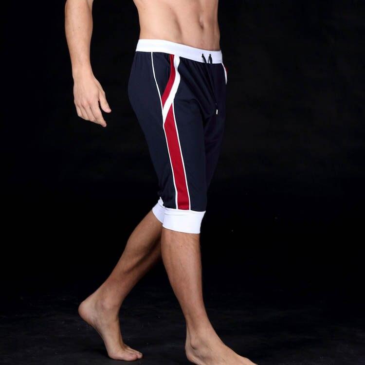 Sommer 2019 udendørs jogger Sport elastisk Slim knælængde fitness - Sportsbeklædning og tilbehør - Foto 2