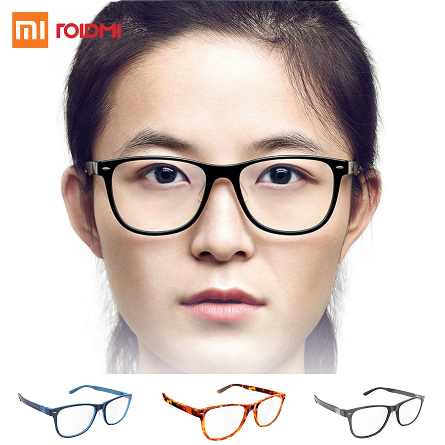 Xiaomi ROIDMI B1Detachable Anti Blue Rays Protective Reading Safety Viewing Glasses Computer Radiation Glasses for