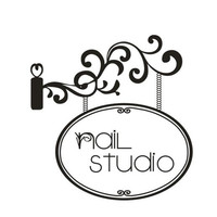 Маникюрный салон виниловые наклейки на стены студия маникюра Цитата Надписи росписи Книги по искусству стены Стикеры Красота Salon Nail Bar окна ...