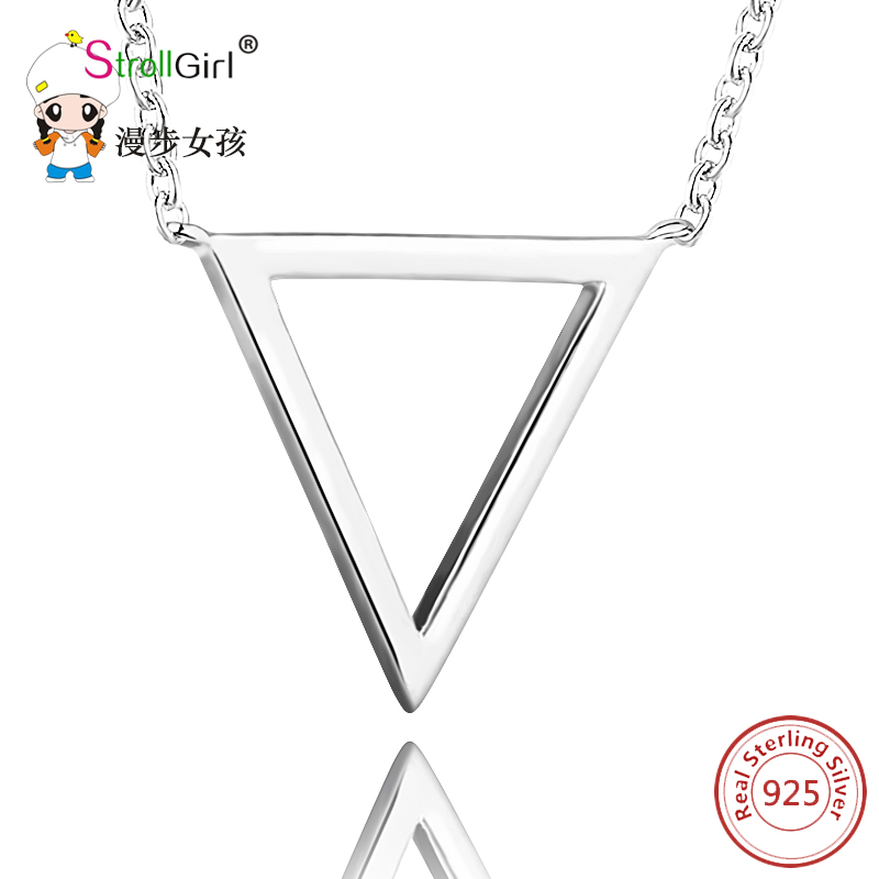 Aliexpress Buy Silver The Deathly Hallows Inverted Triangle