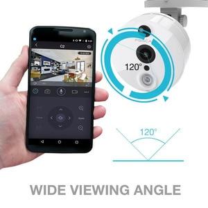 Image 3 - Foscam C2 1080P WiFi CCTV מקורה אבטחת IP מצלמה עם ראיית לילה זיהוי תנועה 2 דרך אודיו