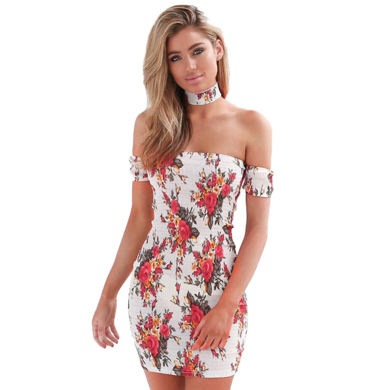 snowshine YLI Women Vintage Boho Maxi Evening Party Beach Mini Dress Floral Sundress free shipping