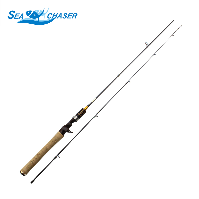 NEW fishing rod 1.8m cheap casting spinning fishing rod 99% carbon fiber fishing rod UL power rod for fishing Free shipping