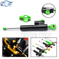 Universal Motorcycle CNC Damper Steering Stabilizer Damper Linear Reversed Safety Control for honda cb400 xj6 crf 230 gl1800