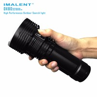Super Torch Search Light IMALENT DX80 8 CREE XHP70 MAX 32000 Lumen Beam Distance 806 Meter