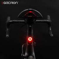 Gaciron Bike Taillight IPX5 Waterproof Riding Rear Light Led Usb Rechargeable Road Cycling Light Bicycle Light