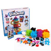 Assemble 3D Puzzle DIY Puff Ball Squeezed Ball Creative Thorn Ball Creative Handmade Educational Toys Puzzles