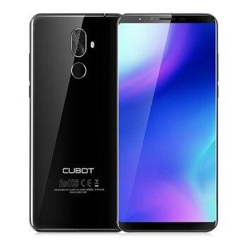 Cubot X18 Plus Android 8.0 18: 9 FHD + 4GB 64GB 5.99 pulgadas MT6750T Octa-Core Smartphone 20MP + 2MP Cámaras traseras 4000mAh 4G Celular
