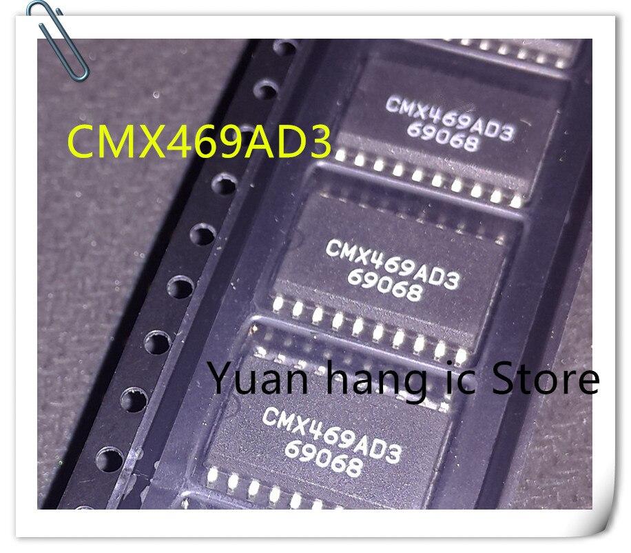 5PCS 100% New Original CMX469AD3TR CMX469AD3 CMX469AD CMX469 SOP20