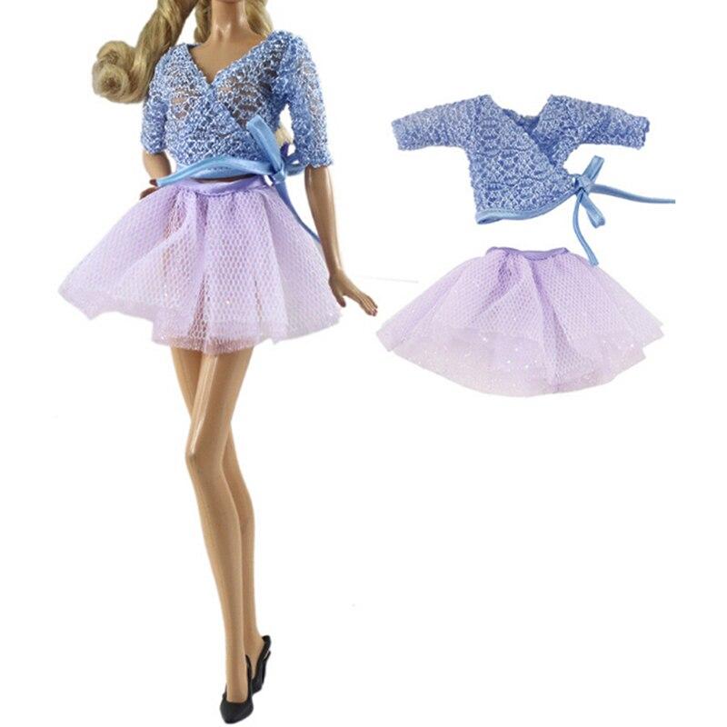 421f79d46 Melhor Mais novo Boneca Roupas de Festa Elegante Blusa Casual Wear Meninas  Terno Calças Roupas Acessórios Para Bonecas Girls Gift 15 Estilos Barato  Online ...