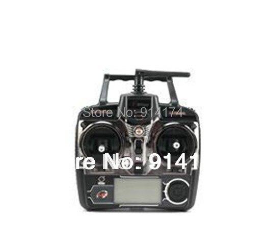 YUKALA wl toys v913 RC helicopter spare partS radio controller/ remove controller /transmitter ree shipping 4pcs wltoys v913 v913 25 rc helicopter spare parts 7 4v 1500mah battery v913 battery