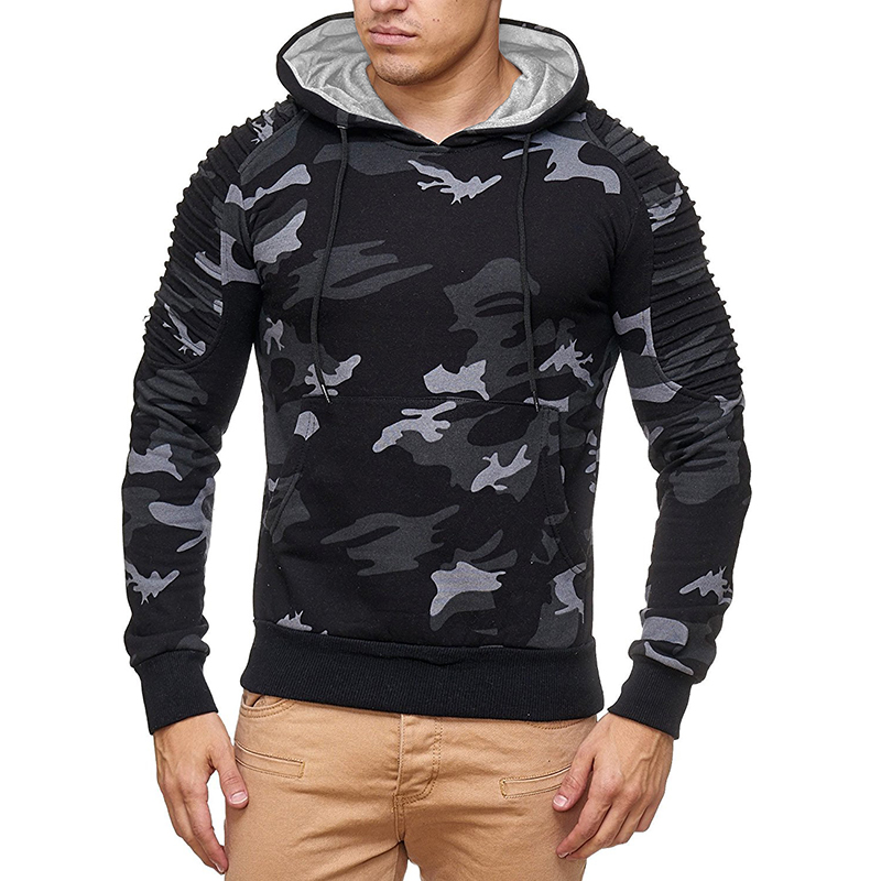 Camouflage Hoodies  1