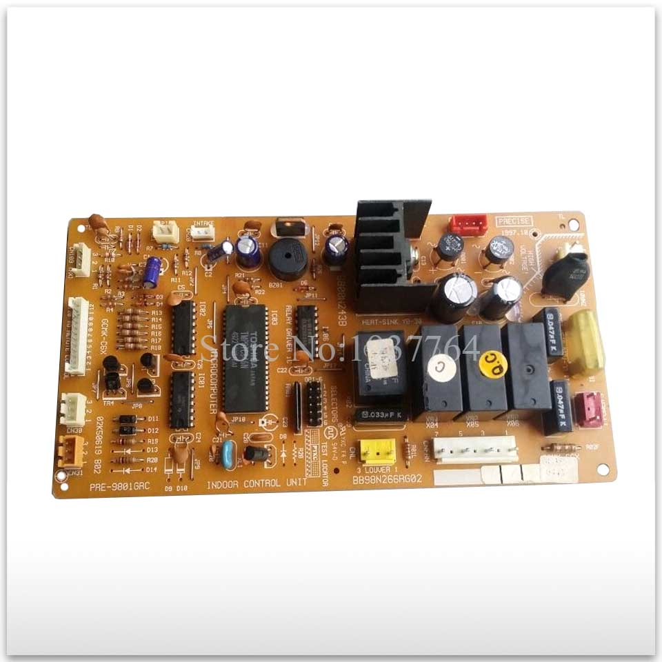 95% new for Air conditioning computer board circuit board BB98N266RG01 BB00N243B board good working heidelberg ltk500 compatible board part number 91 144 8062 00 781 9689 98 198 1153 sophisticated materials new circuit design