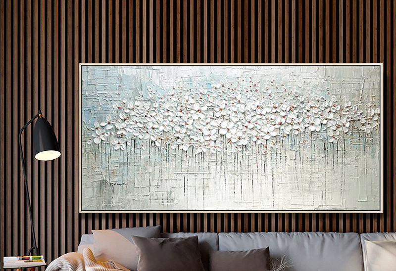 Abstract Oil Painting on Canvas Art Wall Picture For Living Room Home Decor Frameless hand Painted 1