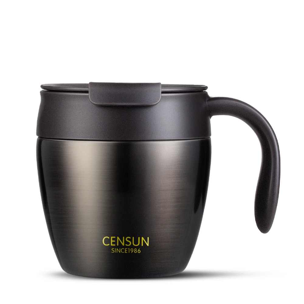 Travel Mug With Lid Coffee Mugs Office
