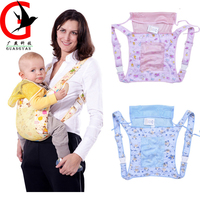 Breathable Mesh Ergonomic Baby Carrier Front Facing Baby Carrier Infant Comfortable Sling Backpack Pouch Wrap Baby