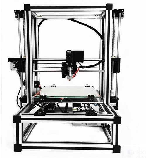 3D printer kit high precision aluminum profile upgraded