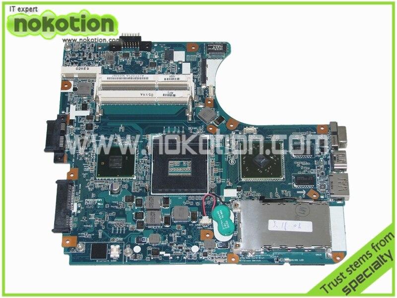 A1771571A MBX-224 Laptop Motherboard for SONY VAIO VPCEA SERIES VPCEA290X 14 Intel M960 MP MB REV 1.1 1P-009CJ01-8011 ATI 5470M