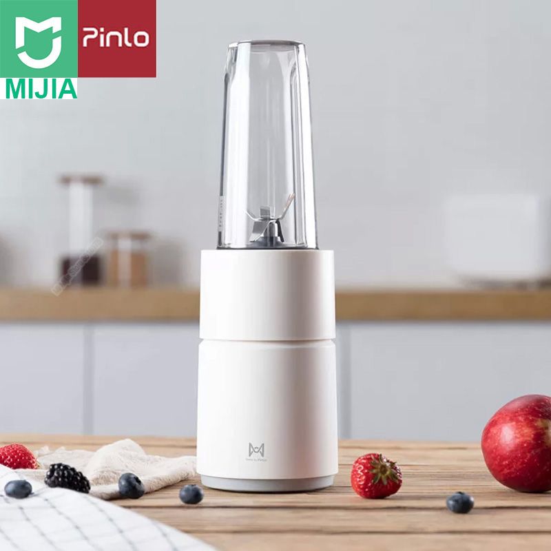 Xiaomi Mijia Pinlo Fruit Vegetable Mixing Cooking Machine Mini Electric Fruit Juicer Fruit Squeezer Household Travel