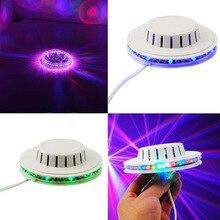 48 LED RGB Stage Bar Party Disco DJ Lights Effect Auto KTV Lighting stage light mobile equipment