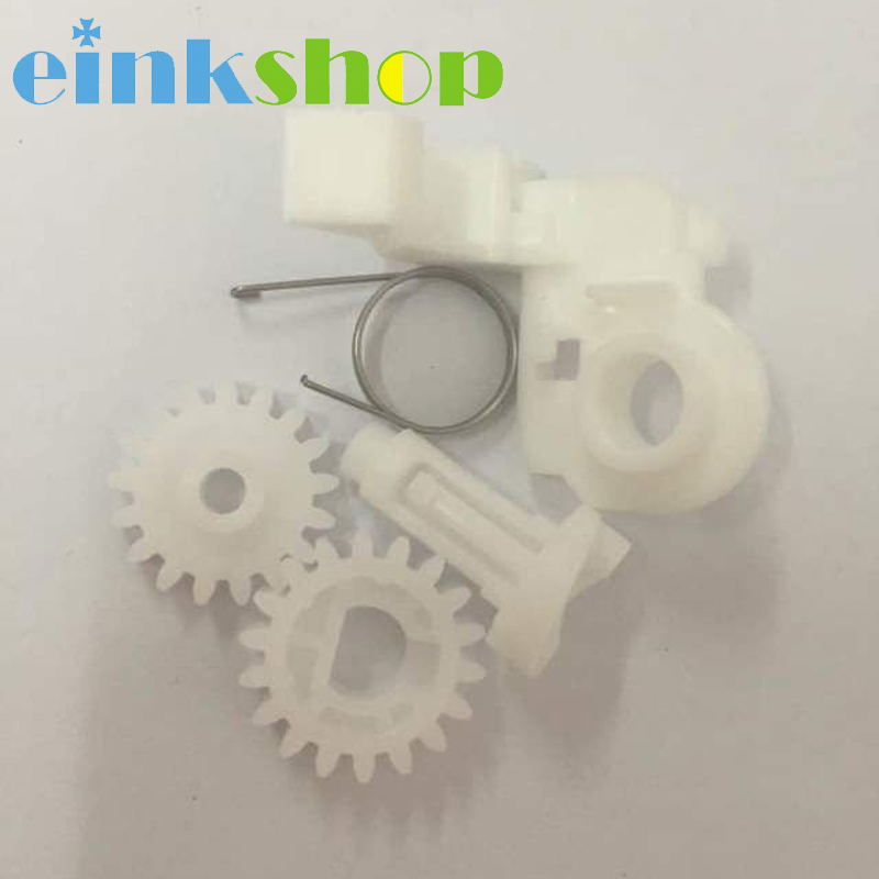 Einkshop 1040 1060 Developer Gear For Kyocera FS1040 FS1060 FS1020 FS1025 FS1120 FS1125 FS-1040 1060 1020 1025 1120 1125 new original kyocera 302hn94140 solenoid toner for fs 1060 1025 1125 p1025 m1025