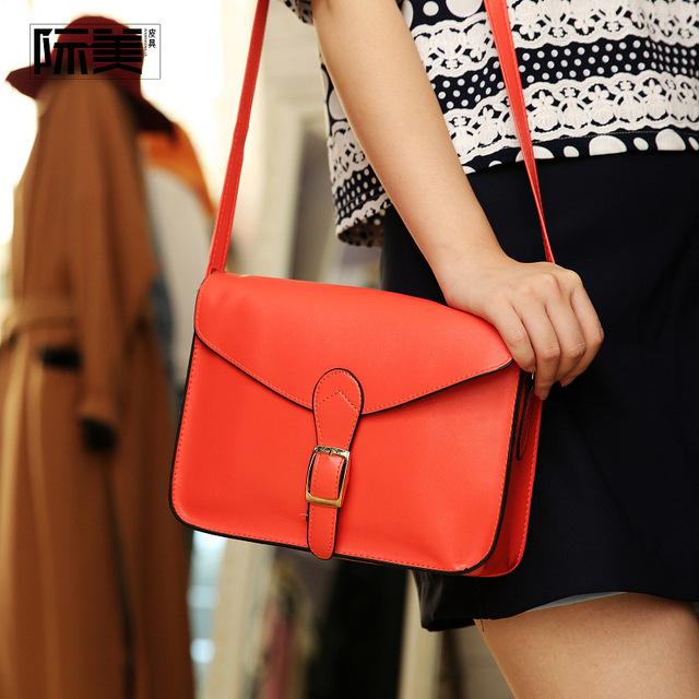 New fashion Women's handbag messenger bag preppy style Woman Bag vintage envelope bag shoulder bag high quality briefcase