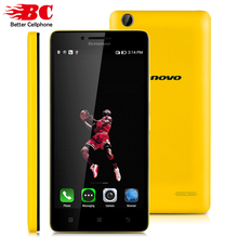 Lenovo LEMON K3 K30-W K3W Cell Phones Android 4.4 Snapdragon 410 MSM8916 Quad Core Mobile Phone 8.0MP 1G RAM 16G ROM Smartphone