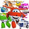 Big!!! 15 cm ABS Super Asas Asa de Avião Deformação Robô Figuras de Ação Super Transformação brinquedos para as crianças Brinquedos de presente