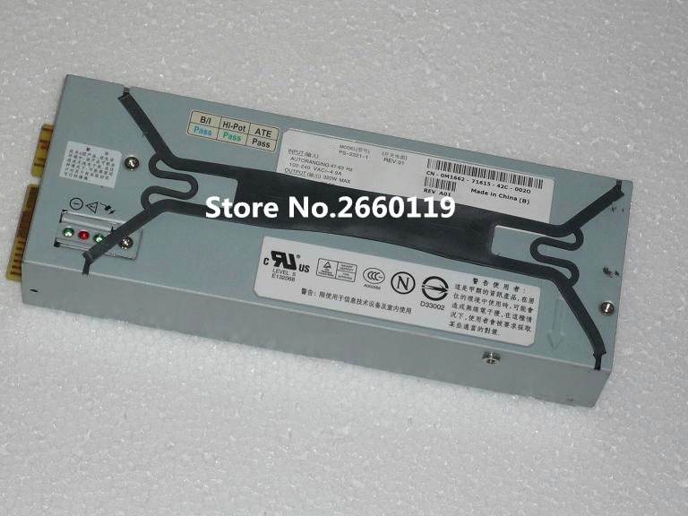 все цены на Server power supply for PE1750 PS-2321-1 0M1662 0MD526 320W fully tested