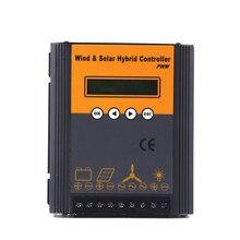 цена на 100w-800w Hybrid Charge Controller Light/Timer LCD Display Solar Panel Charger