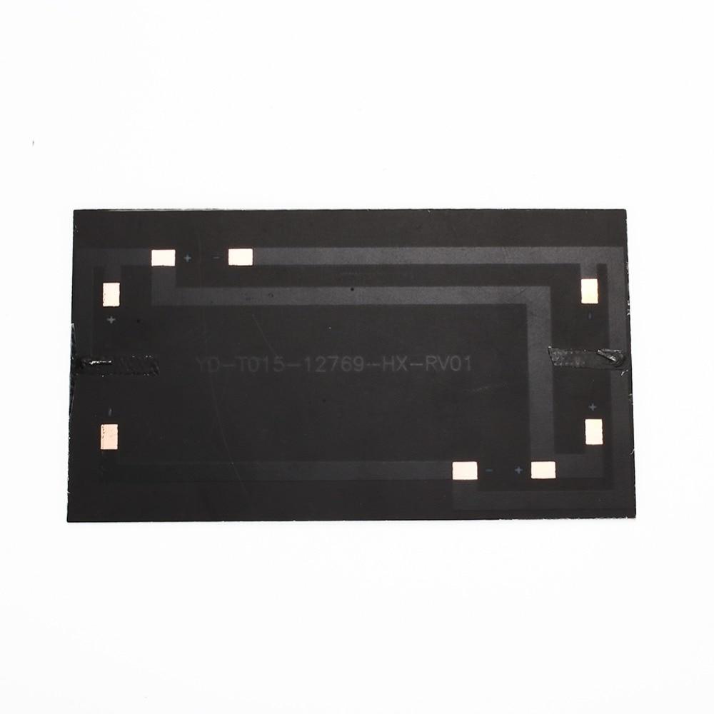 2Psc Mat For BMW M  6.6 cm anti slip  pad 2018style