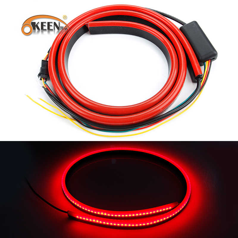 Enjoyable Detail Feedback Questions About Okeen Red Third Brake Light Led Stop Wiring 101 Capemaxxcnl